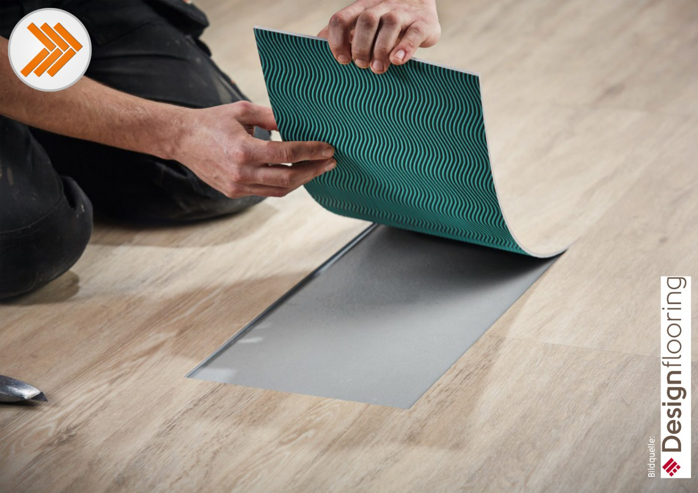 Vinyl Serie LooseLay und LooseLay Longboard Design Flooring