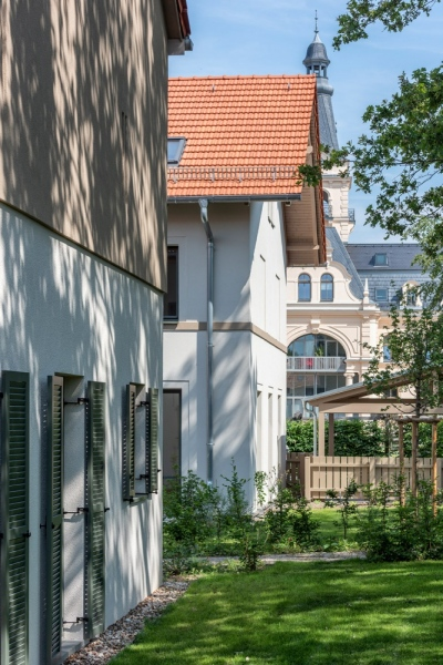 Schlosspark in Güterfelde