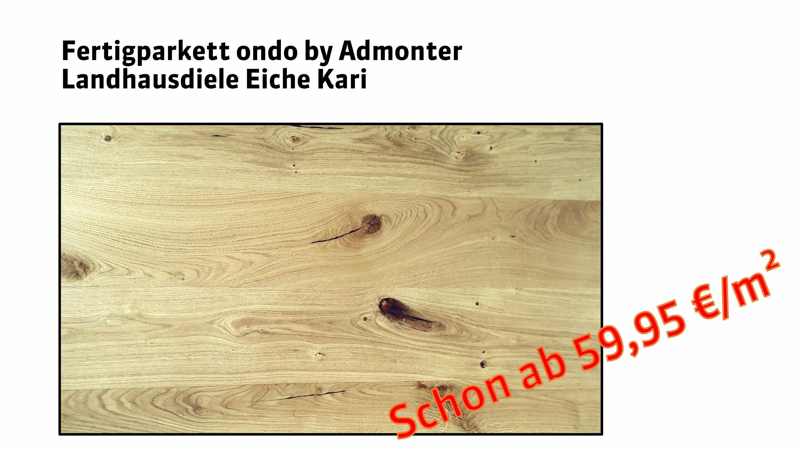 Aktionsangebot Admonter Ondo Kari